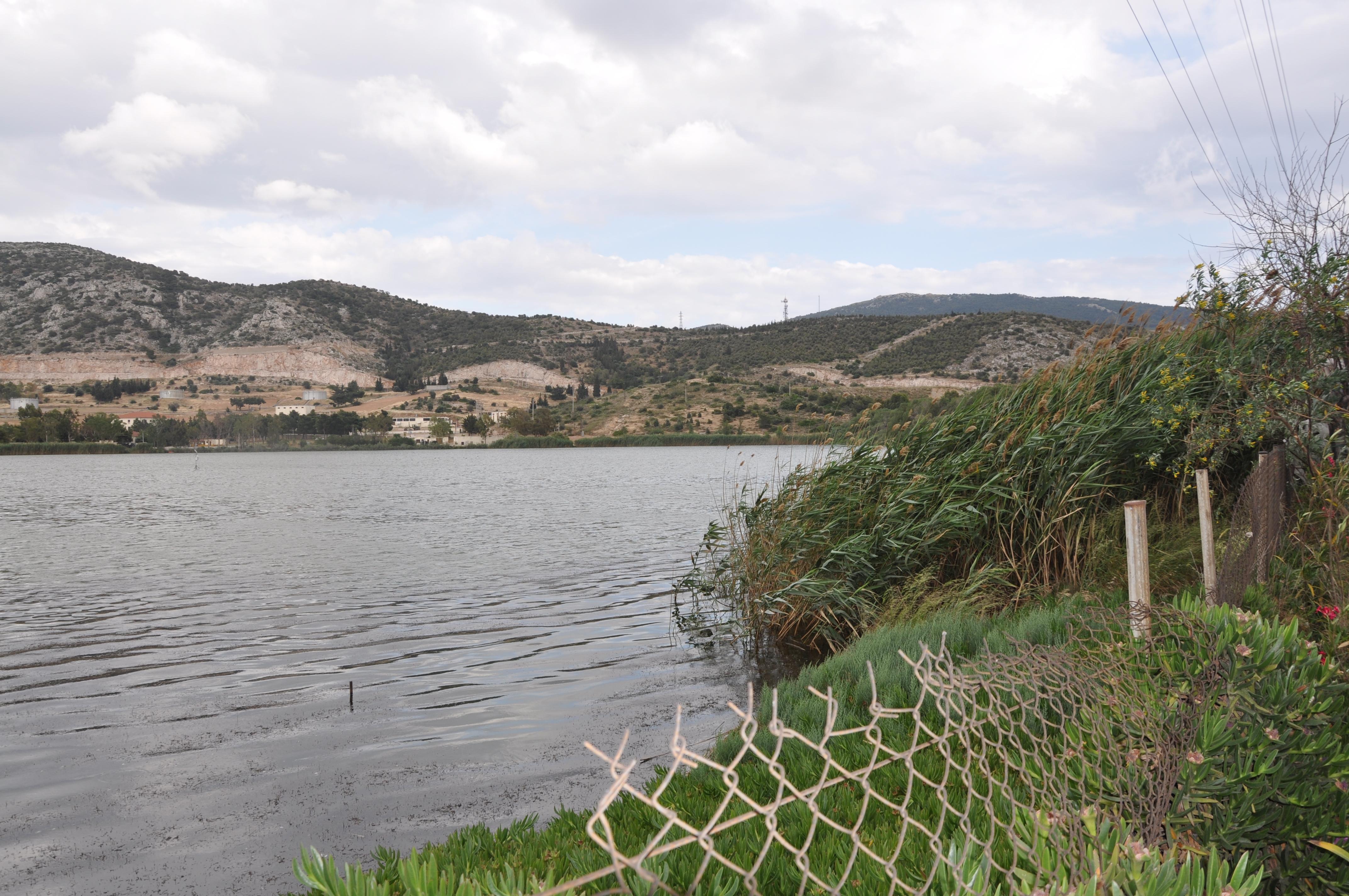 Λίμνη Κουμουνδούρου